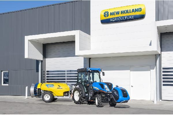 New Holland Agriculture impulsa su agenda sostenible.